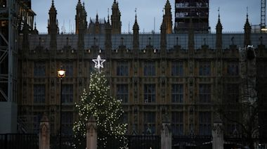 This will not be a normal Christmas, warns Rishi Sunak