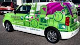 Car wrapping 'ads' up: Here's how much you can make