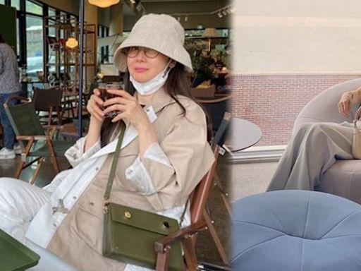 45歲崔智友素顏飲咖啡 天王嫂朴秀珍低調晒近況 | 蘋果日報