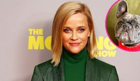 Reese Witherspoon and Pup Pepper Share Bulldog-Themed Gifts They Love Ahead of the Holidays