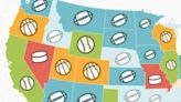 This Map Shows The Most Popular Sport In Every State