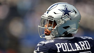 NFL draft steal: Tony Pollard makes push to be Cowboys' future RB1