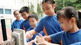 STEM in PE大趨勢 引入電子科技 收集大數據助學童改善體適能 | 社會事