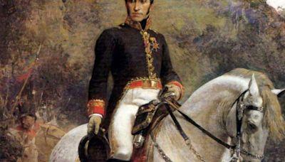 El día que Simón Bolívar fue nombrado ciudadano en México durante su única visita