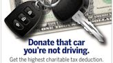 Looking to get rid of an old car? Donate it to a Bucks County family in need and get $1,000 cash