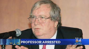 UM Professor Arrested, Accused Of Money Laundering