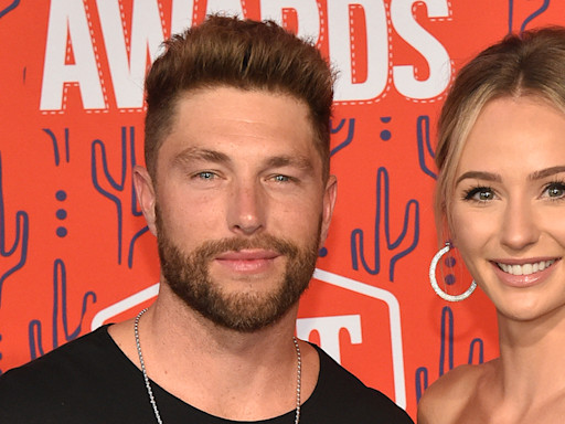 Chris and Lauren Lane Reveal They're Having a Baby Boy