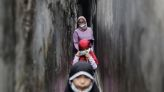 """""""Don't get sick"""": Indonesia's poor miss out on COVID care"""