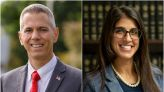 Brindisi, Fogel are childhood friends. Now, they're vying for powerful state Supreme Court job