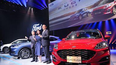 福特Kuga新年式升級環景7月登場 Mondeo ST-Line旅行車有望到來