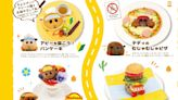 《天竺鼠車車》與日本甜點連鎖店合作推出期間限定餐點與周邊