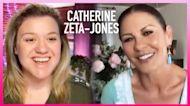 Catherine Zeta-Jones Loved Kelly's 'Starstruck' Run-In On The Red Carpet