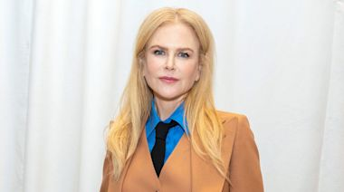 Nicole Kidman Wishes She Hadn't 'Screwed' Up Her Hair by 'Straightening It All the Time'