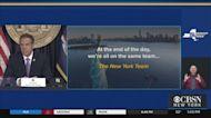 Gov. Cuomo Announces New Rules For Baseball Fans