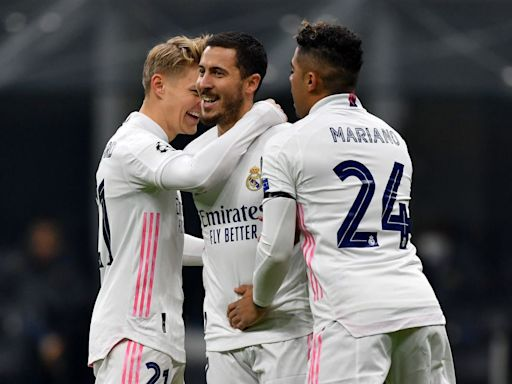 Imperious Real Madrid make light work of Inter Milan in Champions League
