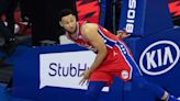 Ben Simmons met with 76ers, 'not mentally ready to play yet'