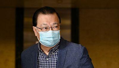 譚耀宗獲國家防疫部門通知 不批准赴京出席下周二人大常委會會議
