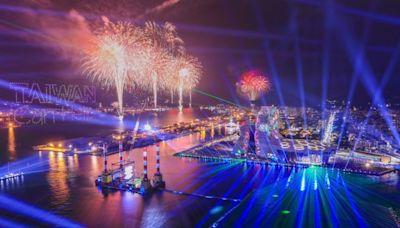 國慶焰火睽違20年重返高雄 觀賞容留數從69萬降至2萬人、預約抽籤入場