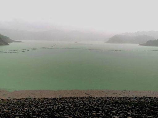 創今年最大單日降雨量 曾文水庫蓄水率直逼8成