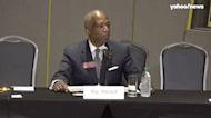 State representative speaks against Georgia's voting restrictions at Senate field hearing