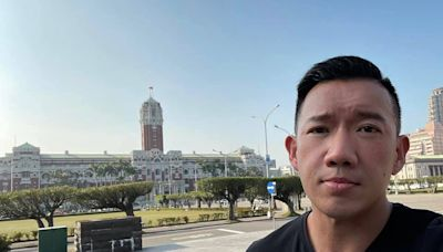 杜汶澤祝賀雙十國慶 讚台灣有未來