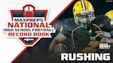MaxPreps National High School Football Record Book: Single season touchdowns - MaxPreps