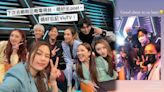 Gin Lee擔任《勁歌》嘉賓興奮分享合照 遭Fans劣評洗版唾棄 | 蘋果日報