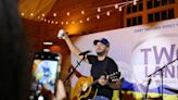 Luke Bryan held a private concert in Charlotte. What did you miss? A lot of free beer.