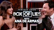 Box of Lies with Ana de Armas
