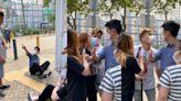 龔振祺被撞跌涉公眾地方打架 促警方盡快查清
