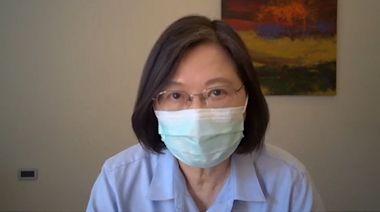 蔡英文遭爆「偷打輝瑞疫苗」! 指揮中心公布最新查證結果