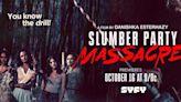 Slumber Party Massacre director Danishka Esterhazy on flipping the male gaze on its head in SYFY's new slasher