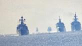 日津輕海峽遭中、俄10艦「穿頸而過」 網民怒喊 : 必須修憲 開發核武器