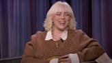 Billie Eilish Accomplishes Bucket List by Punching Jimmy Kimmel