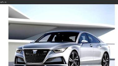 轉型全球戰略車取代 Avalon!日媒稱新一代 Crown 明年登場 - 自由電子報汽車頻道