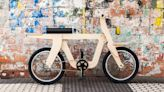 You can download, print, and ride away on this sleek wooden bike