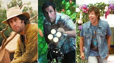 14 Terrible Adam Sandler Movies Ranked From Bad to Worst (Photos)
