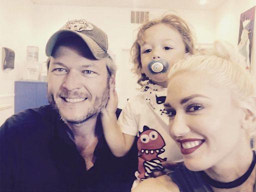 Gwen Stefani Celebrates 'Most Generous' Blake Shelton on Father's Day with Adorable Family Photos