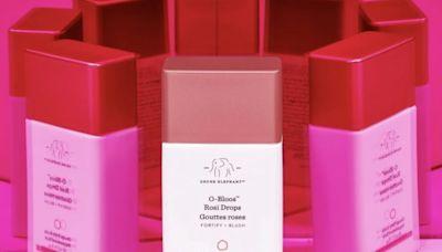 Drunk Elephant's new liquid blush drops give you that quintessential summer flush