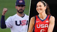 Eddy Alvarez, Sue Bird revealed as Team USA Olympic flag bearers