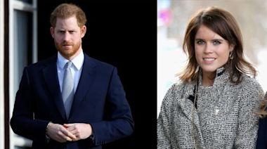 皇夫逝世|《紐約郵報》:哈里返英 首個重聚皇室人員 唔係威廉係堂妹 | 蘋果日報