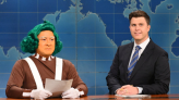 SNL: Bowen Yang's Oompa Loompa Rages at Timothée Chalamet's 'Lickable' Willy Wonka — Watch Video