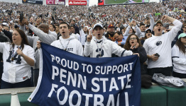 Was there ever a doubt Penn State has the nation's top college football town?