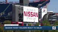 Tennessee Titans will still allow limited amount of fans at games, despite COVID outbreak