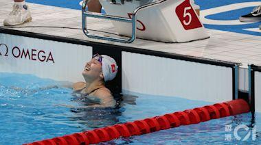 東京奧運.港隊最新︱何詩蓓100米自初賽破亞洲紀錄 晉級準決賽