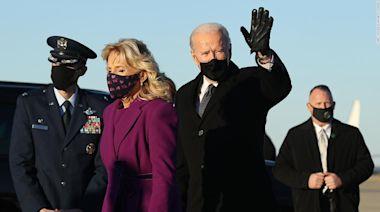 READ: Joe Biden and Kamala Harris' public schedule on Inauguration Day