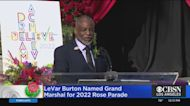 LeVar Burton Named Grand Marshal Of 2022 Rose Parade