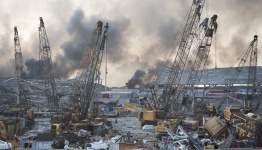 Man injured in Beirut port explosion dies, 14 months later