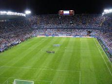 La Rosaleda Stadium