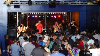 Whirlybird Brings Music Fans Downtown